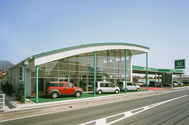 店舗&ビル|北脇建築設計事務所|出雲市の一級建築士事務所